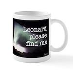 Leonard please find me Mug
