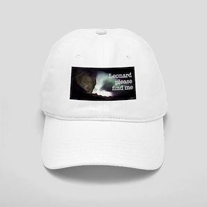 Leonard please find me Cap