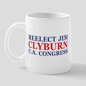 Reelect Clyburn Mug
