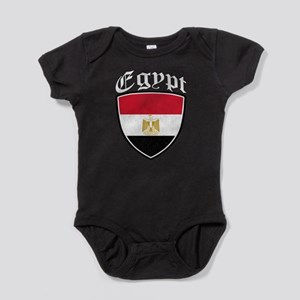 Egyptian Flag Designs Body Suit