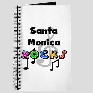 Santa Monica Rocks Journal