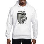 Balls Out Turbo - Hooded Sweatshirt