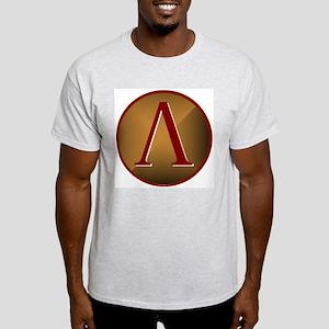 Spartan Shield w/ Lambda Light T-Shirt