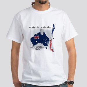 made in australia with chilean parts cool2 T-Shirt