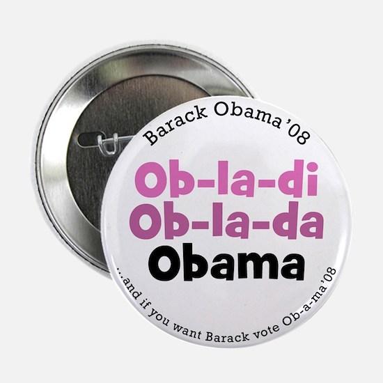Beatles Fans for Obama Ob-La-Di Ob-La-Da Ob-a-ma