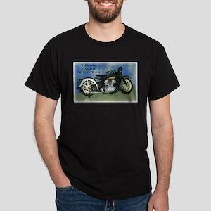 I Rode With James Dean Dark T-Shirt