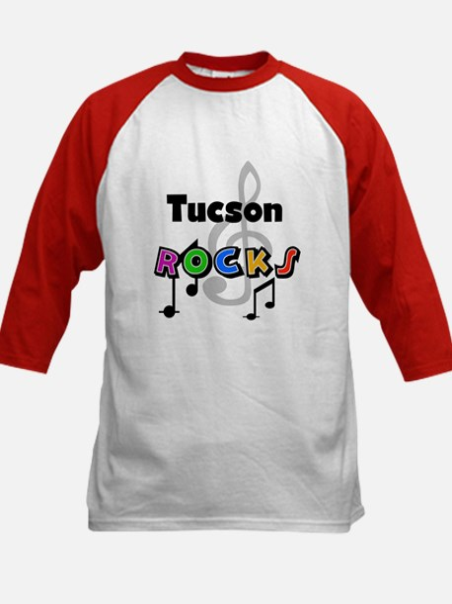 Tucson Rocks Kids Baseball Jersey