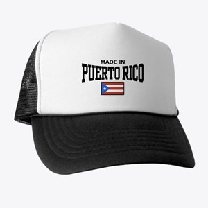 Made in Puerto Rico Trucker Hat