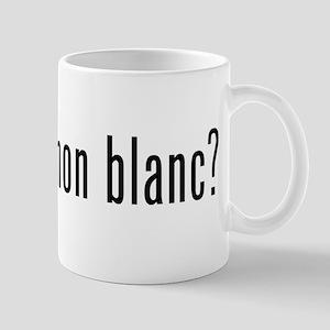 got sauvignon blanc? Mug