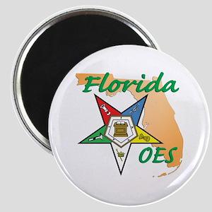 Florida Eastern Star Magnet