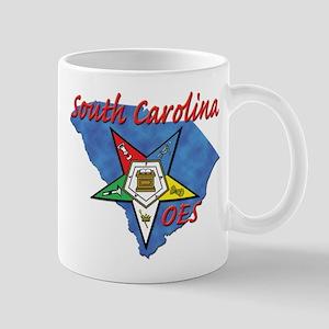 South Carolina Eastern Star Mug