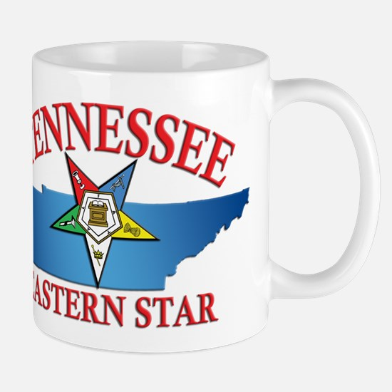 Tennessee Eastern Star Mug