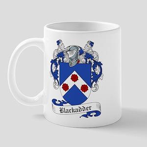 Blackadder Family Crest Mug