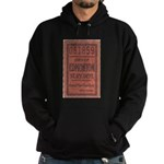 Edmonton Streetcar Railway Ticket Sweatshirt