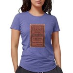 Edmonton Streetcar Railway Ticket T-Shirt