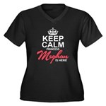 Princess Meghan is Here Plus Size T-Shirt