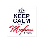 Princess Meghan is Here Sticker