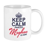 Princess Meghan is Here Mugs
