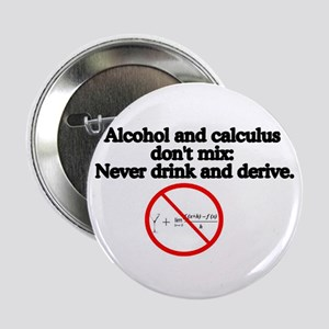 Never Drink and Derive Button