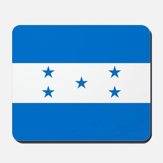 Flag of Honduras Mousepad