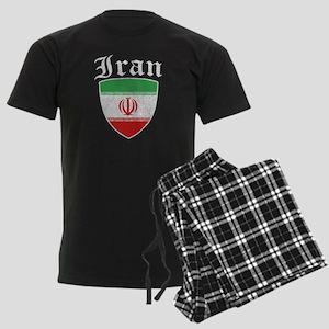 Iranian Flag Designs Pajamas