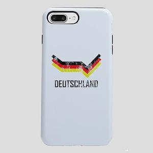 Deutschland Soccer Jers iPhone 8/7 Plus Tough Case