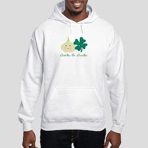 Garlic & Gaelic Hooded Sweatshirt