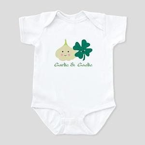 Garlic & Gaelic Infant Bodysuit