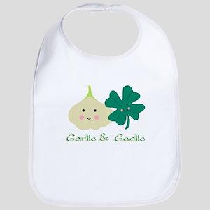 Garlic & Gaelic Bib