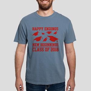 Class Of 2018 White T-Shirt