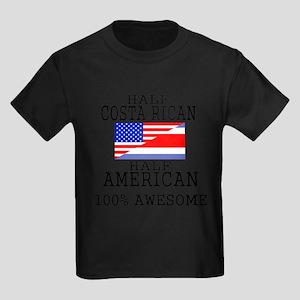 Half Costa Rican Half American T-Shirt