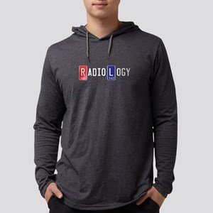 Radiology, Right - Left Marker Long Sleeve T-Shirt