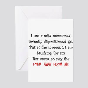 Lawyers Greeting Cards (Pk of 20)