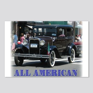 All American Postcards (Package of 8)