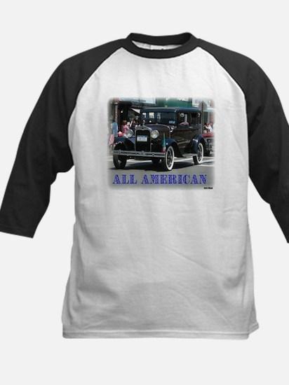 All American Kids Baseball Jersey