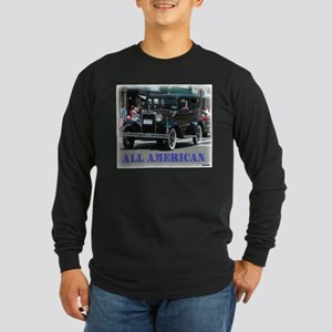 All American Long Sleeve Dark T-Shirt