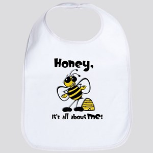 All About Me Bee Bib