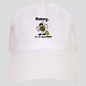 All About Me Bee Cap
