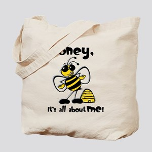 All About Me Bee Tote Bag
