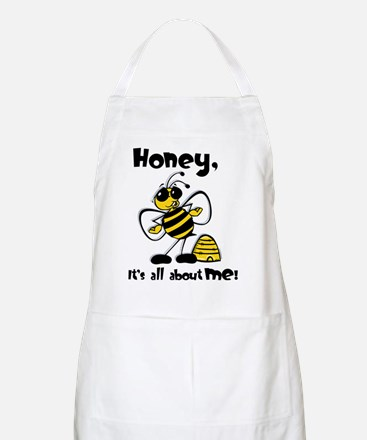 All About Me Bee BBQ Apron