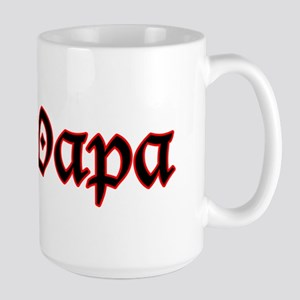Big Papa Large Mug