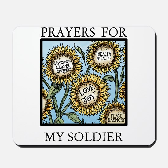 MY SOLDIER Mousepad