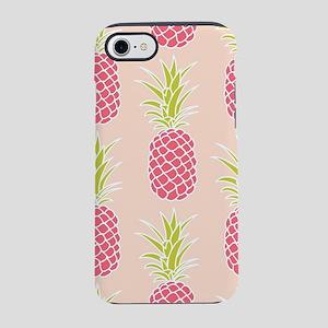 Pineapple Pattern iPhone 8/7 Tough Case