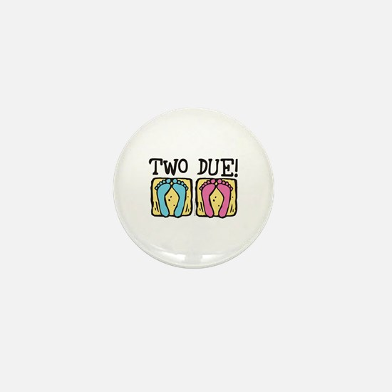 Two Due! - Button Game