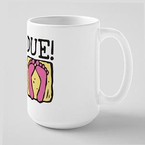 Two Due! Large Mug