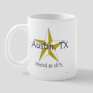Austin is Weird Mug