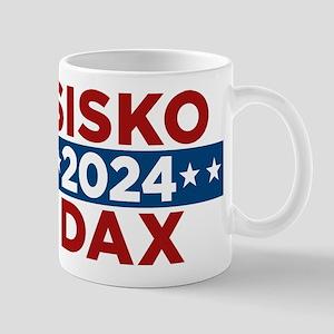 Vote Sisko Dax 2020 Mugs
