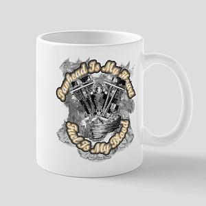 Panhead is My Heart - Fuel my Mug