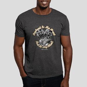 Panhead is My Heart - Fuel my Dark T-Shirt