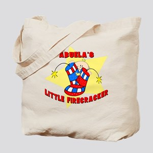 Abuela's Firecracker July 4th Tote Bag